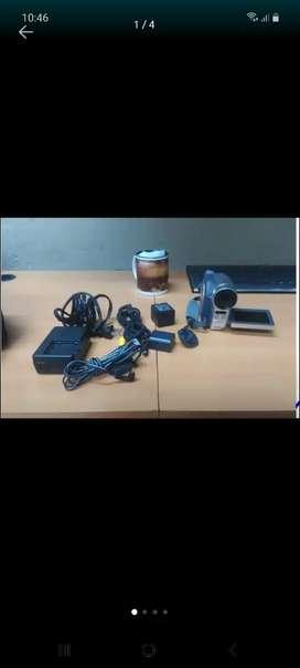 Videocamara Hitachi usada en buenas condiciones