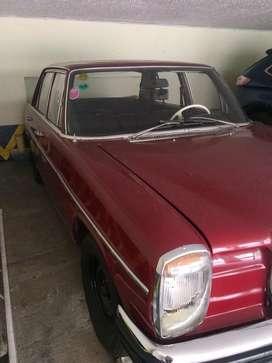 Mercedez benz 1969, funciona todo, en restauracion