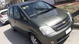 Vendo Chevrolet Meriva 2011 gls con gnc