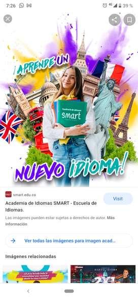 Curso de inglés Smart