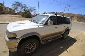 camioneta 4x4 mitsubishi nativa 97