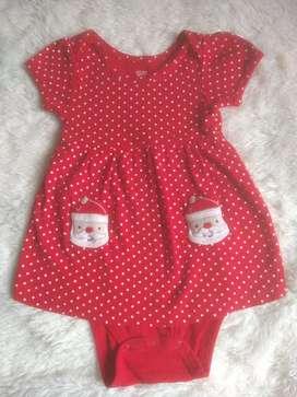 Vestido de niña Carter's