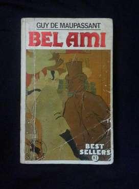 Bel Ami por Guy de Maupassant.