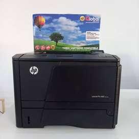 Vendo impresora HP PRO 400 EXCELENTE ESTADO