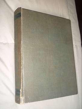 ANESTESIOLOGIA TEORICA Y PRACTICA . VINCENT COLLINS . LIBRO EDITORIAL INTERAMERICANA MEXICO 1953