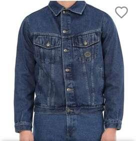 Chaqueta de jean leclee