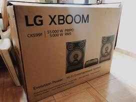 Equipo LG 5000 W CK99