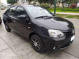 Toyota Etios full full GLP instalado en la Toyota nueva