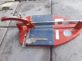 Vendo cortadora Cerámica