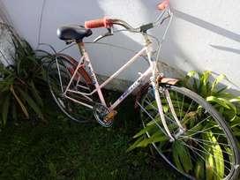 Bicicleta vintage antigua aurora