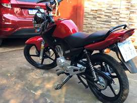 Yamaha ybr impecable