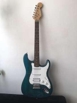 Guitarra Vorson + Pedal Zomm G1Next