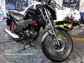 Moto cb 125f como nueva