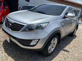 KIA NEW SPORTAGE REVOLUTION 4x4 AT 2012