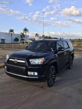 Vendo Toyota 4runner por divorcio