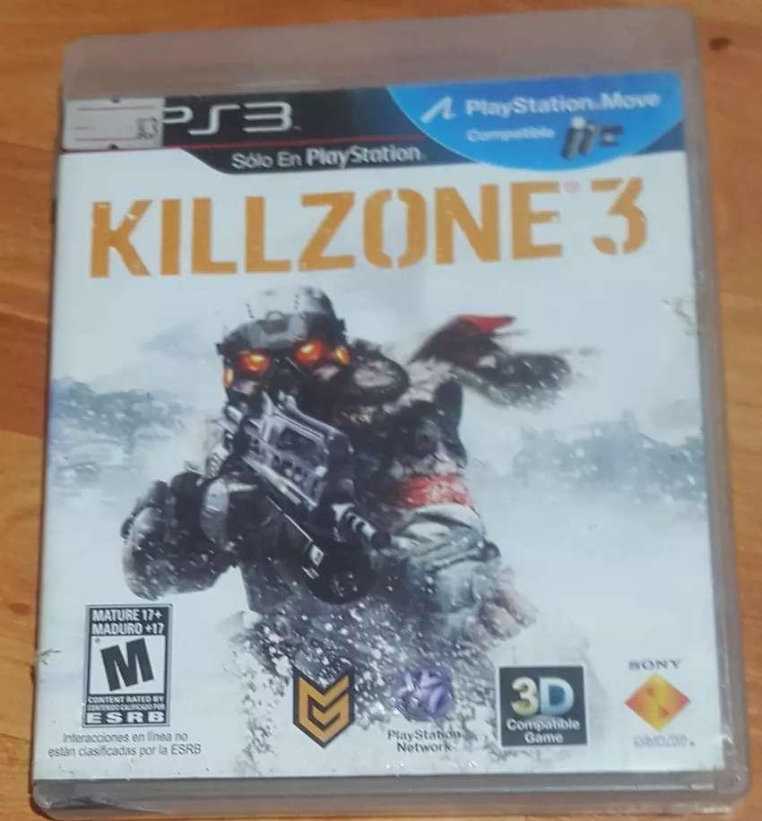 KillZone 3 para ps3 0