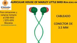 AURICULAR HOUSE OF MARLEY LITTLE BIRD #EM-JE061-RA