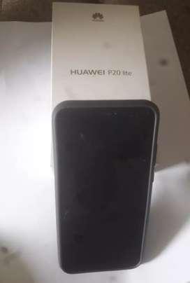 Venta de celular marca huawei p20 lite 2019