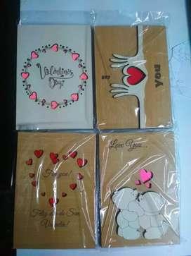 Tarjetas para enamorados, parejas
