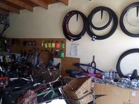 Fondo de comercio bicicletería