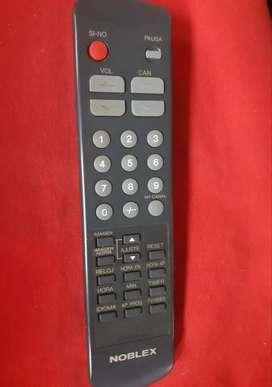 Control remoto Noblex tv