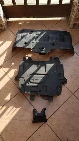 Protectores Bajos (Patin) / Toyota Prado _ FJ Cruiser _ 4runner