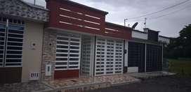 Se Vende Casa Nueva en Acacias Meta