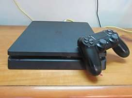 PlayStation 4 Slim 3 juegos