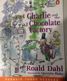 Vendo libro Charly and the chocolate factory