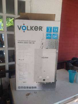 Calentador de agua VOLKER TN 14 LITROS