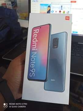 Xiaomi note 9s 128 gb