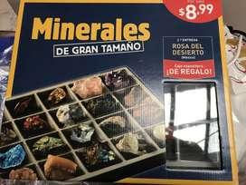 Colección de minerales el Comercio