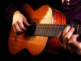 clases de guitarra privadas- negociable