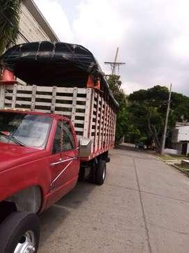 Vendo camion chevrolet cheyenne alargada
