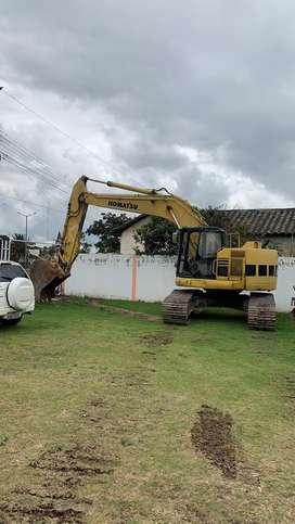 Vendo o cambio excabadora  komatsu 228