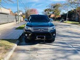 Toyota Hilux 2.8 177cv Srx 4x4 Mt 6