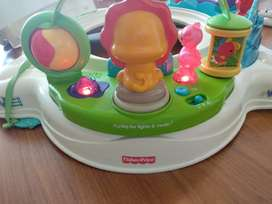 Saltarín Fisher Price