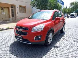 CHEVROLET	TRACKER LTZ + AT 4X4