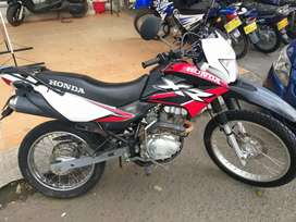 Moto honda rx150