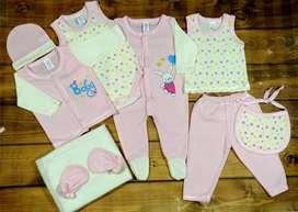 Conjuntos para bebes de 0 a 3 y 3 a 6