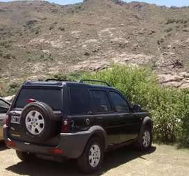 Se vende camioneta LAN Rover Freelander td4