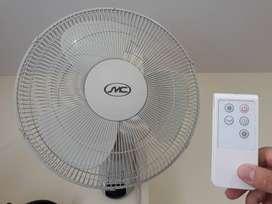 Ventilador SMC con mando a distancia