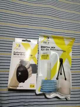 Vendo pack ( grip para camara,kit de limpieza y tripode de mano)