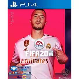 FIFA 20 PS4 | JUGAS CON TU USUARIO | NaxixGames