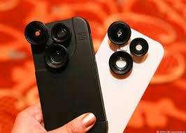 Lente Iphone 6 Plus Izzi Slim Estuche 4 En 1