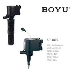 Bomba Interior 700L/H SP-1800A BOYU
