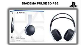Audífonos Pulse 3d Inalámbricos Playstation 5 Ps5