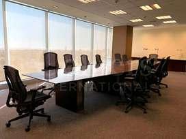 Alquiler de Oficinas Implementadas y Amobladas en Surco, Capital Derby