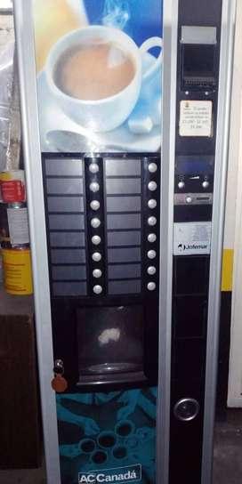 Máquina de café vending