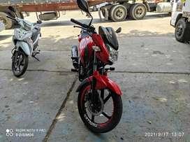 Moto hero thriller 150